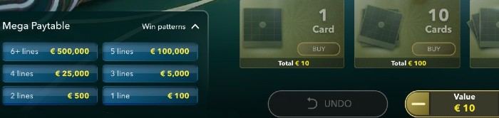 payout 10x